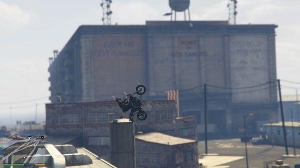 Porto di Los Santos GTA 5