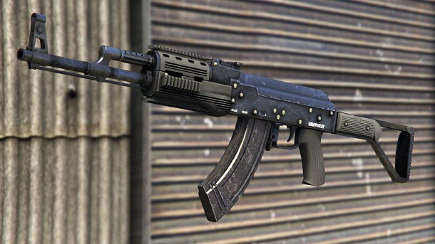 Fucile assalto GTA Online