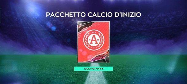Pacchetti FIFA Mobile