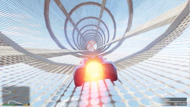 Rocket Voltic Atmosfera Gara stunt GTA Online