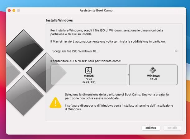 Come passare da Windows a Mac con BootCamp
