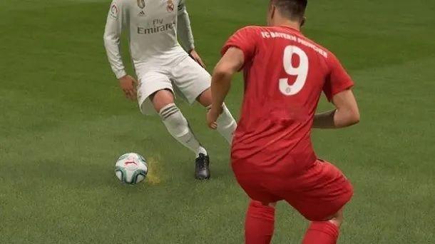 Colpo di tacco FIFA