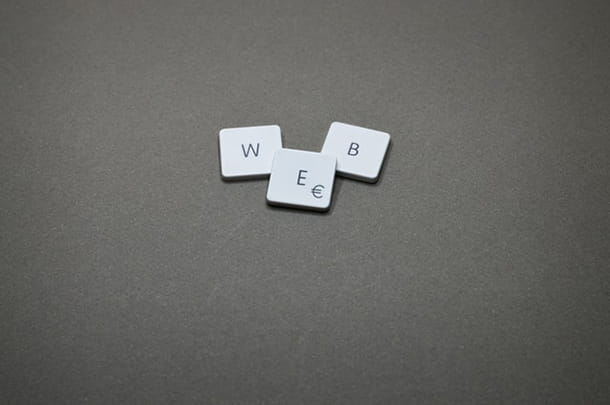 Come strutturare un sito Web informazioni preliminari