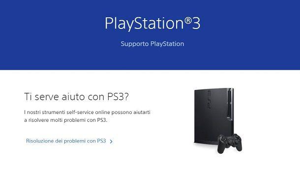 Supporto PS3