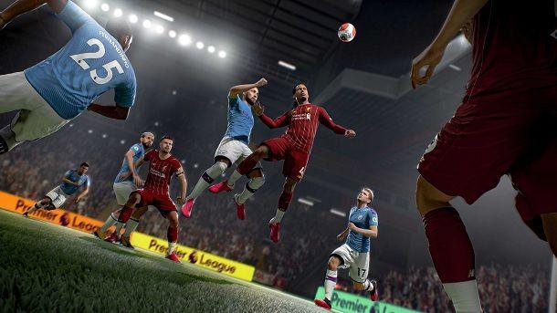 Colpo di testa FIFA