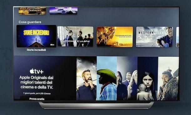 Apple TV\+ smart TV