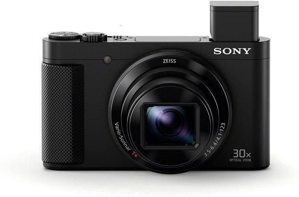 Sony DSCHX80 tra le migliori compatte