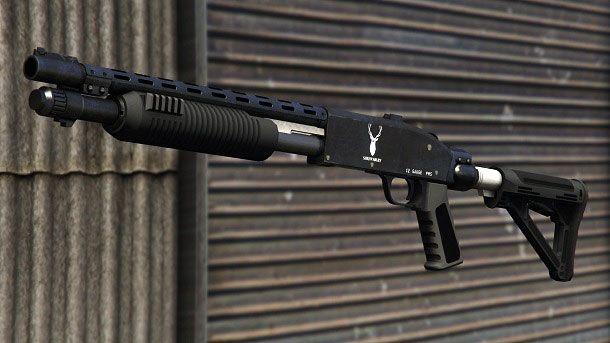 Fucile a pompa GTA Online