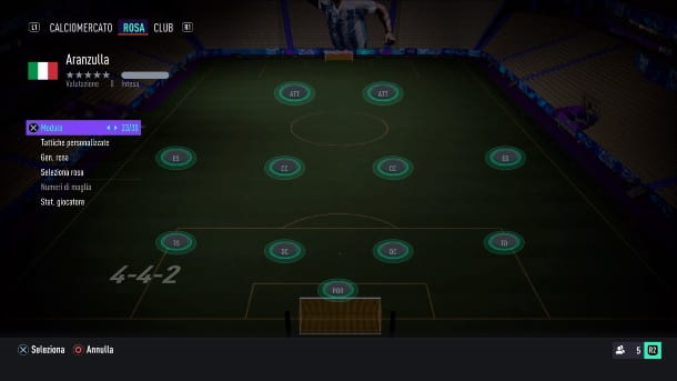 Modulo FIFA