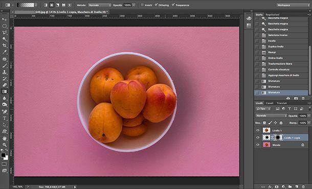 Come fare le ombre con Photoshop ricavandole dal soggetto