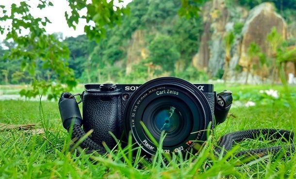 Tipologia di fotocamera Super Zoom