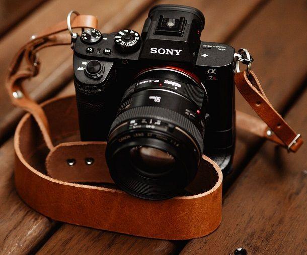 Tipologia di fotocamera Mirrorless