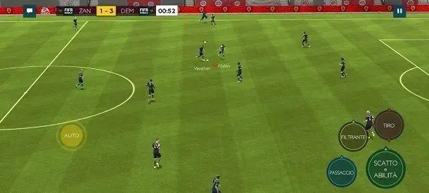 Come skillare su FIFA Mobile
