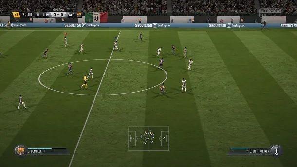 Altre skill FIFA