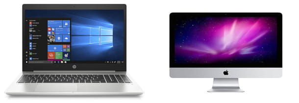 pc windows e mac