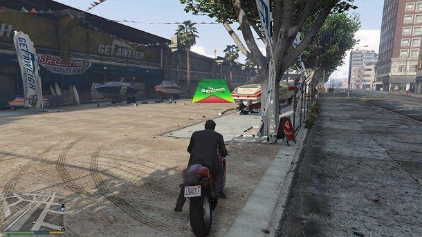 Rampa casuale GTA 5