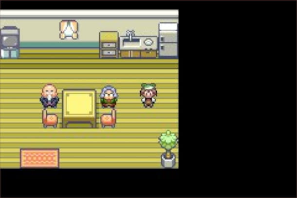 Pokémon Smeraldo Moglie di Bacco Bacchini