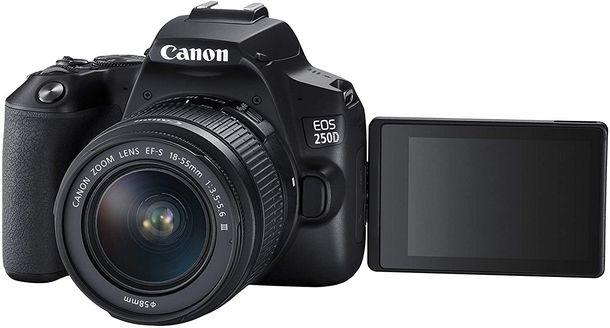 Canon EO 250DS tra le migliori Reflex economiche