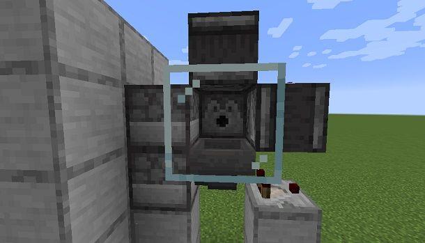Farm di polli su Minecraft