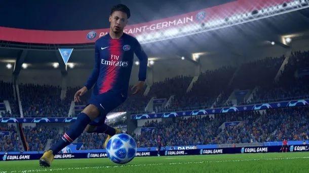 Neymar Jr FIFA