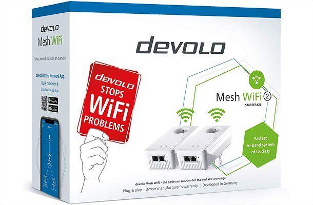 devolo Mesh WiFi