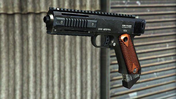 Pistola AP GTA Online