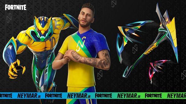 Come sbloccare Neymar Esibizione su Fortnite