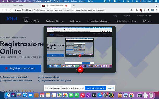 IObit Online Recorder
