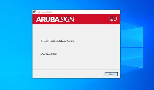 ArubaSign