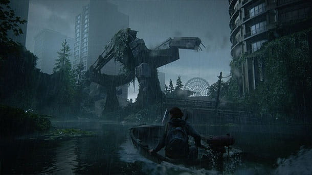 Ambientazione The Last of Us 2