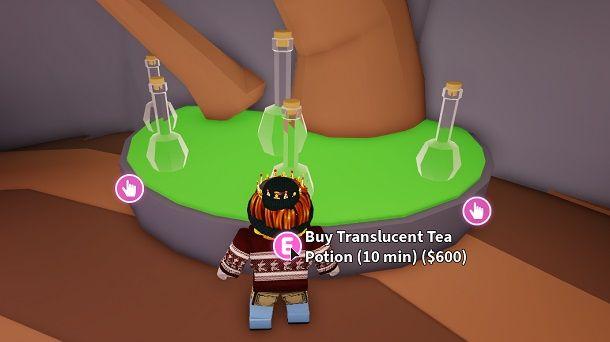 Translucent Tea Adopt Me