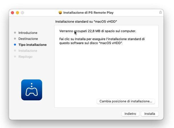 Remote Play Mac