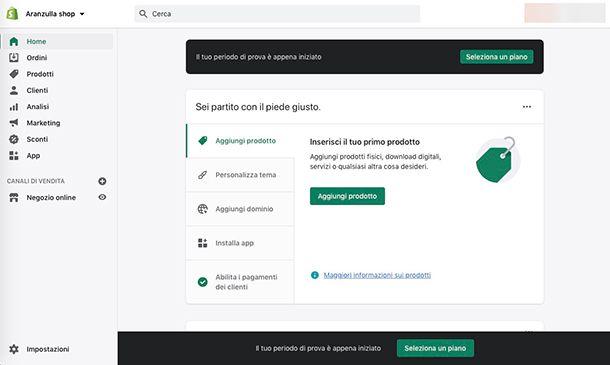 Come aumentare le vendite online con Shopify