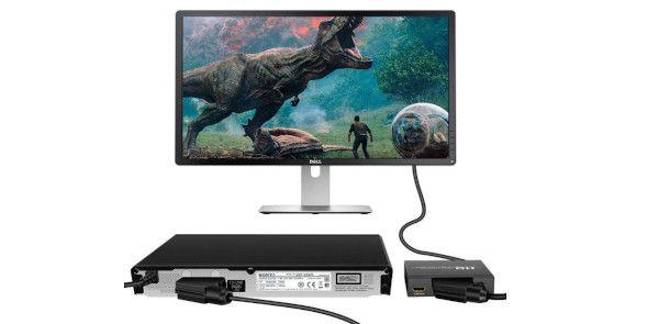 adattatore SCART HDMI
