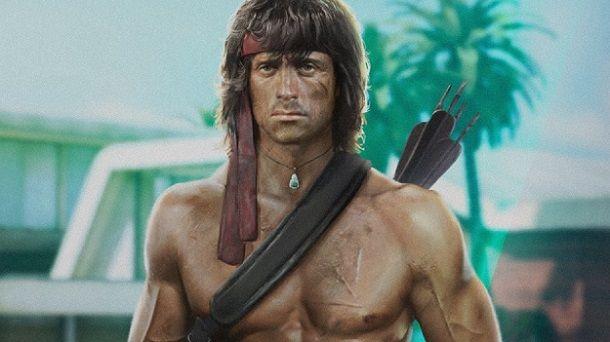Rambo COD Warzone