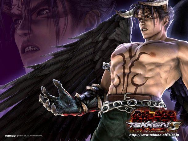 Cosa fare per sbloccare i personaggi di Tekken 5
