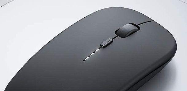 Livello batteria mouse