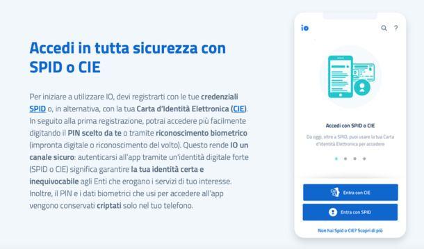 app IO