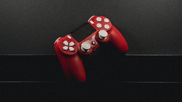 Controller personalizzato PS4