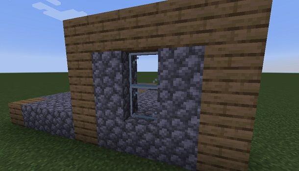 Casa Survival su Minecraft