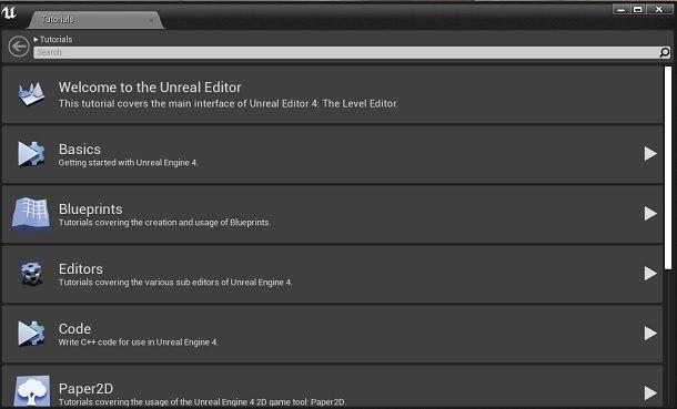 Tutorial Unreal Engine