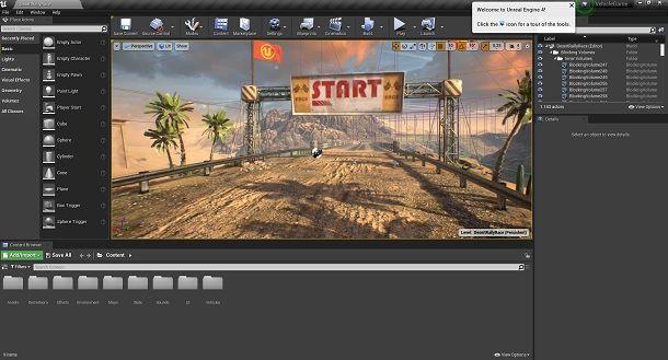 Editor Unreal Engine 4