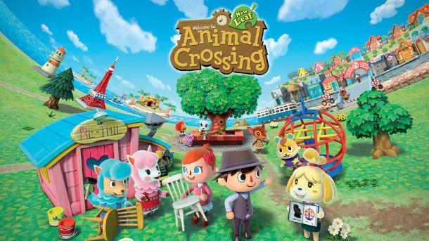 Copertina di Animal Crossing: New Leaf