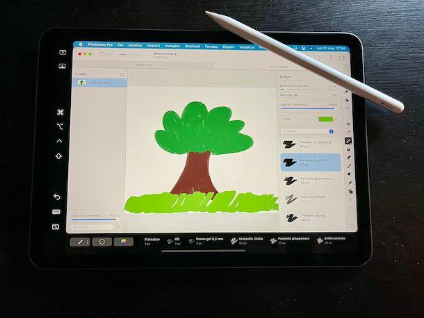 iPad Apple Pencil Sidecar