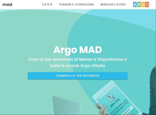 MAD Argo