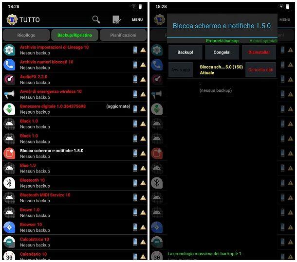 Come disinstallare Play Store su Android