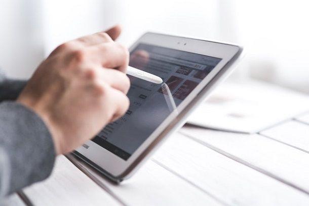 Come aggiornare un vecchio tablet Android
