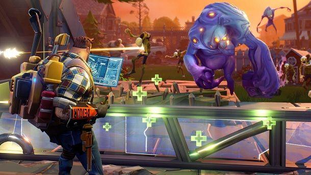 Come avere Salva il mondo Fortnite PS4