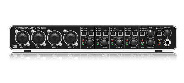 scheda audio multicanale
