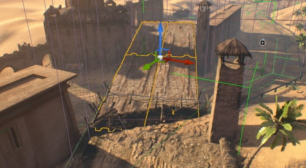 Ponte Unreal Engine